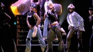 Madonna Video - Madonna - Don't Tell Me - DWT Live 2001