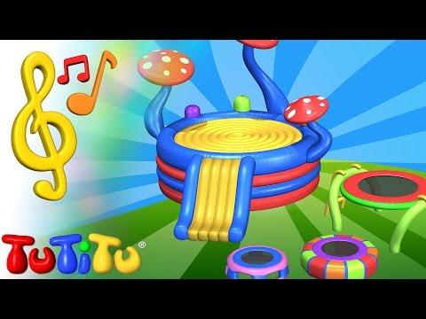 Piosenki Po Angielsku Dla Dzieci | Trampolina | Nauka Angielskiego Dla Dzieci