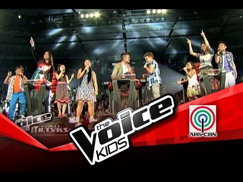 The Voice Kids Philippines Semi Finals Top 6 sings
