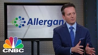 Allergan CEO Brent Saunders: Our Stock Is Undervalued | Mad Money | CNBC
