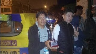 The Peruvian Challenge S1 KOF 2002 Grand Final FT40: PJ    Toshi vs. Chavo