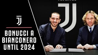 CONTRACT EXTENSION | Leonardo Bonucci will be a Juventus player until 2024!