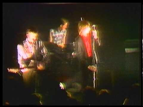 FALL - Ludd Gang - (1983, Hacienda, Manchester, UK)