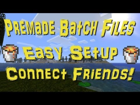 How to setup Minecraft Bukkit Server 1.6.2 1.4.7 1.5.1 - How To Make Server Tutorial (Any Version)