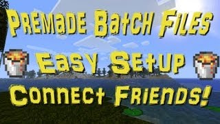 How to setup Minecraft Bukkit Server 1.7.5 1.8 1.7.4 - How To Make Server Tutorial (Any Version)