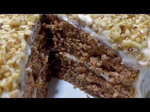 Homemade Carrot Cake Recipe (Moist, Bakery Style)