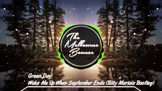 Green Day - Wake Me Up When September Ends (Billy Marlais Bootleg)