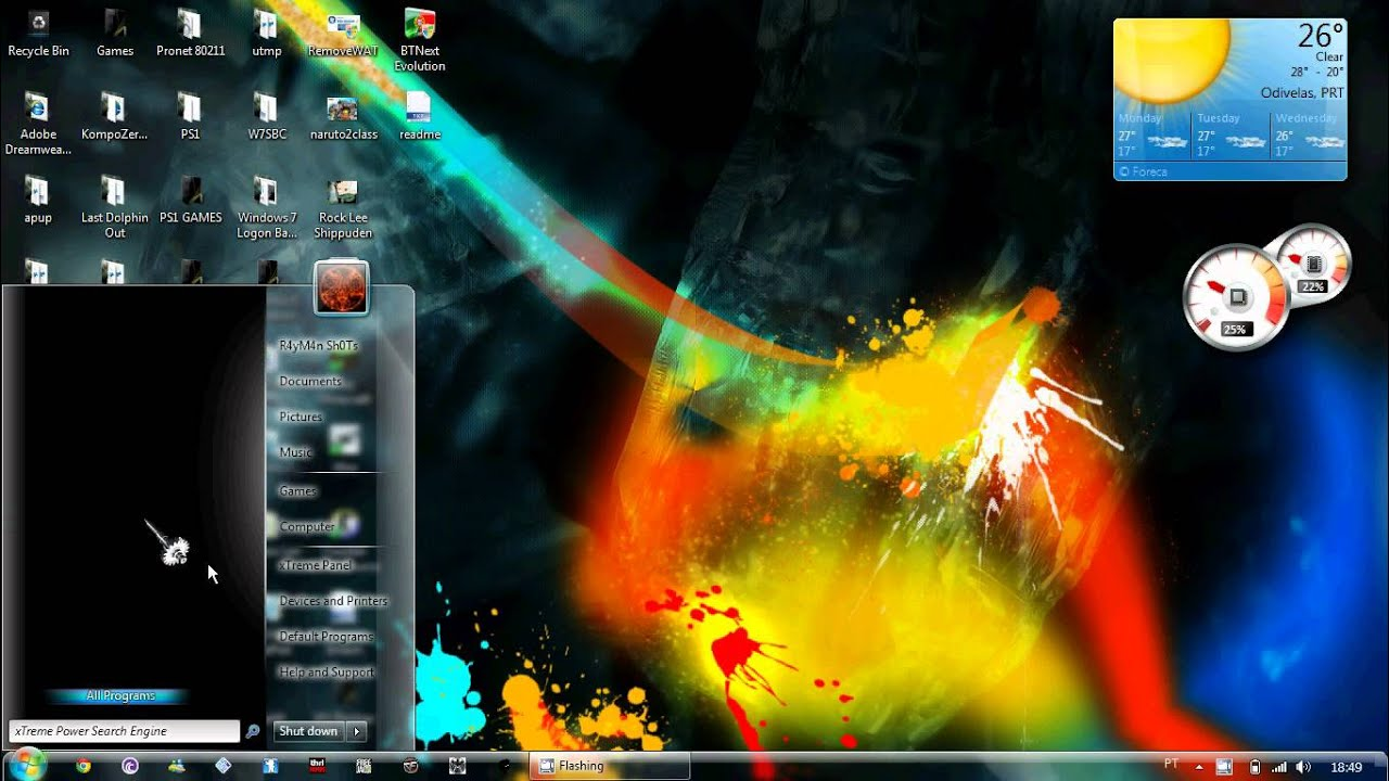 Microsoft Windows® 1 Pro X32/X64 XTreme ws™ v1