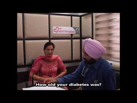 Control on Diabetes with Weight Loss Surgery/MGB/.......by Dr. Kular