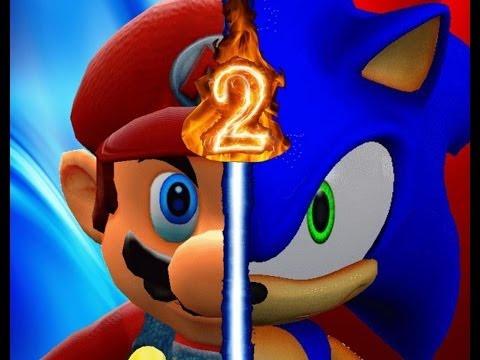 Mario Sonic 2 Fan Project