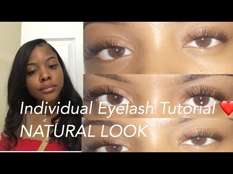 Eyelash Tutorial ❤️