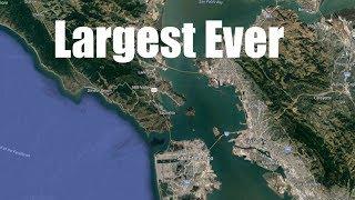 200,000 Lb. Creature Found Near San Francisco – Crane Needed to Remove? (Video)