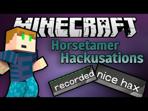 Minecraft: Blitz Survival Games - Horsetamer Hackusations (Hypixel.net)