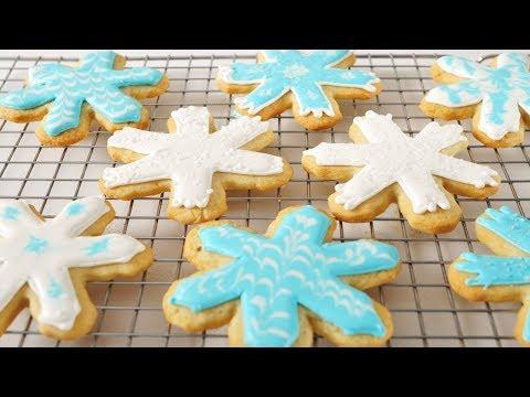 Sugar Cookies Recipe Demonstration - Joyofbaking.com