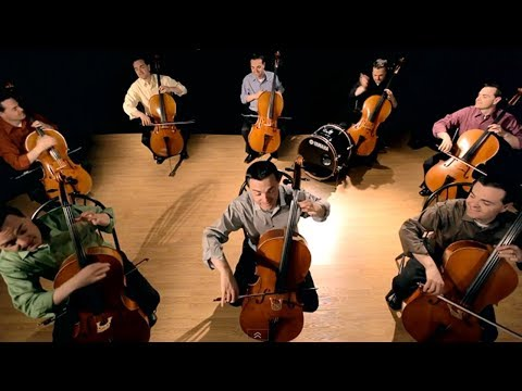 The Cello Song - (Bach is back with 7 more cellos) - ThePianoGuys Music Videos
