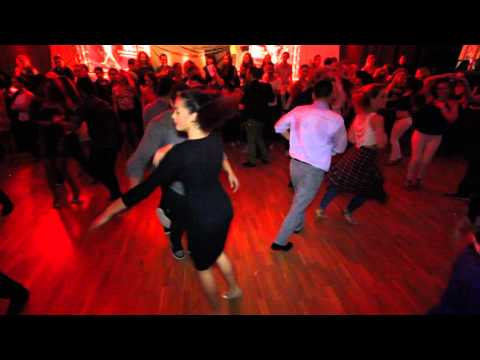 3am Sunday Night @ Warsaw Salsa Fest Mambo flr vid#6