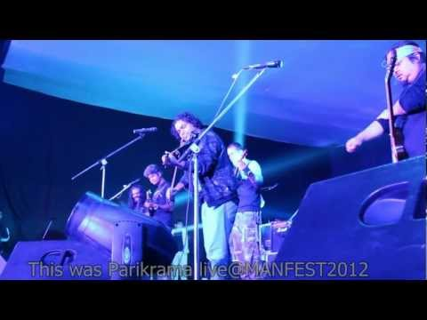 PARIKRAMA BAND LIVE@MANFEST 2013 at IIM lucknow