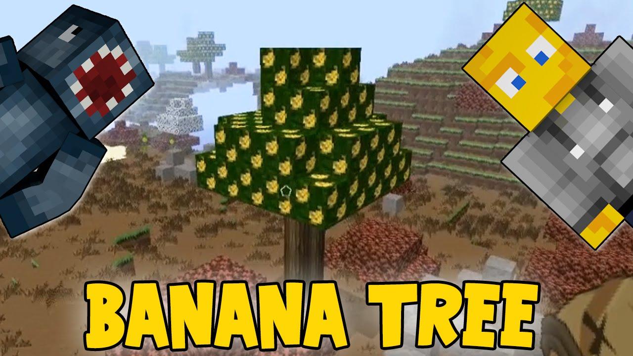 Как убрать команда Tree в Майнкрафт - YouTube