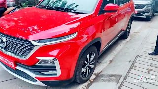 2019 MG Hector Hindi Review 🔥🔥 🔥|Best SUV In India 2019|All Variant|color|First Ride Review