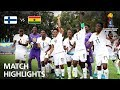 Lagu Finland v Ghana  - FIFA U-17 Women's World Cup 2018™ - Group A