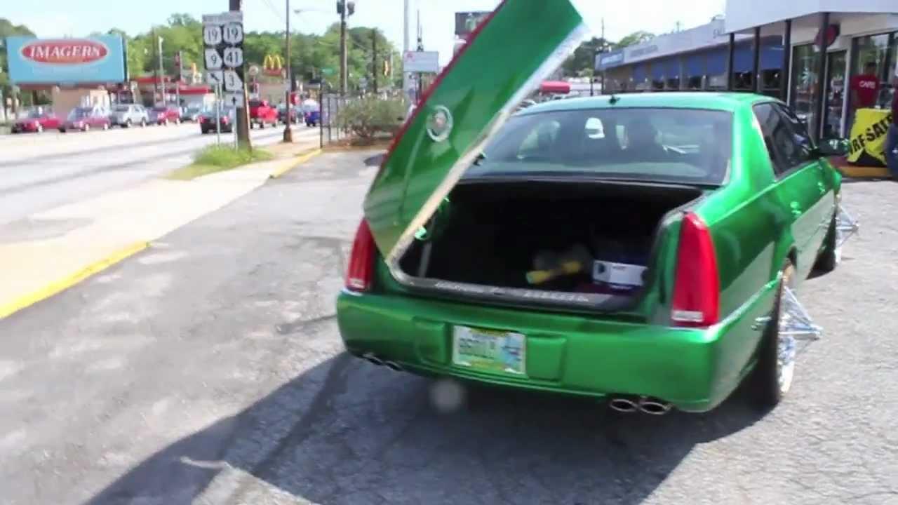 Ketucky S Slab King Candy Cadillac Dts 06 Youtube