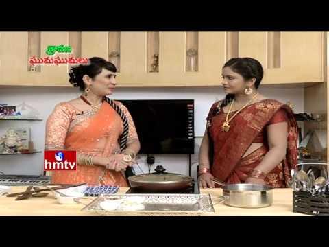 Shravana Gumagumalu | Godhuma Rava Kesari by Ruchika Sharma Miss South Asia International  | HMTV