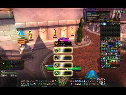 (World Of Warcraft ) After opening 7 chest look what i got.. ez gold, ez resources