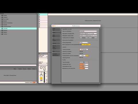 Ableton Live - Tutorial 07 : Grabación de audio