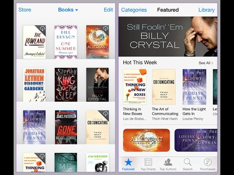 Apple iPhone and iPod Touch - eBook Reader