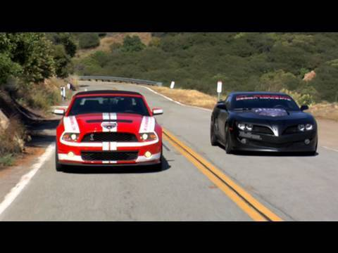 2011 Shelby GT500 vs. 600 HP 2011