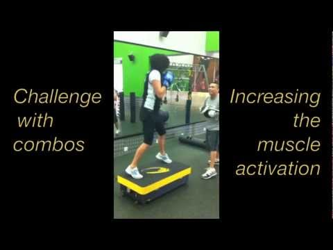 MMA Pad Work on bodycore - Enhanced Functional Training Image 1
