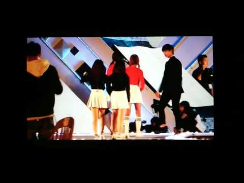 161022 Sungjae Joy Moment - KBS Youth Music Concert
