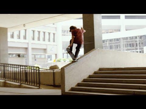 Tanner Van Vark for REAL Skateboards