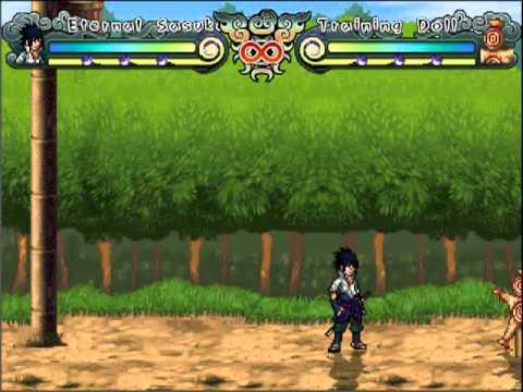 Naruto Shippuden Ultimate Ninja Storm Generation (Mugen 2012) Descargar