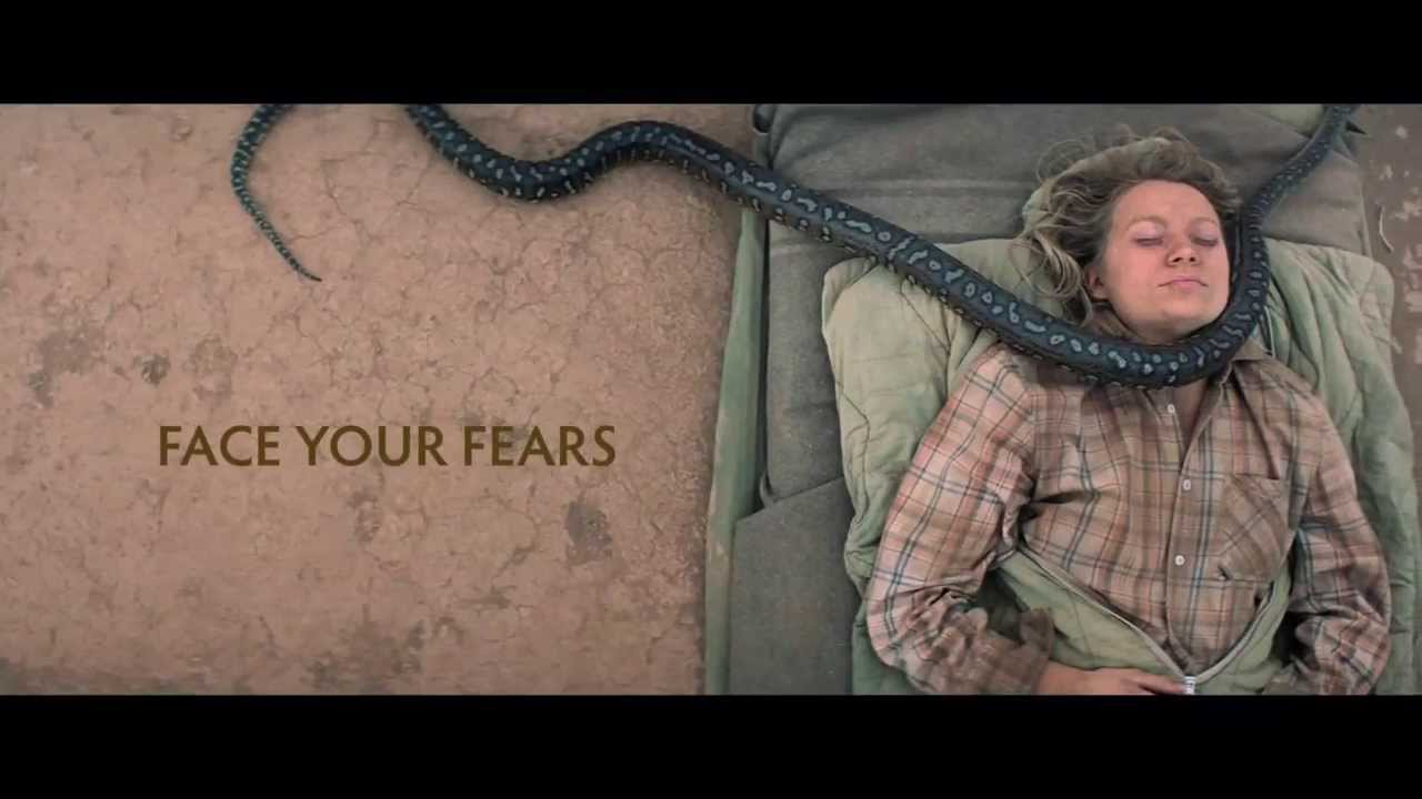 Tracks (2014) Official Trailer - YouTube Mia Wasikowska Stoker