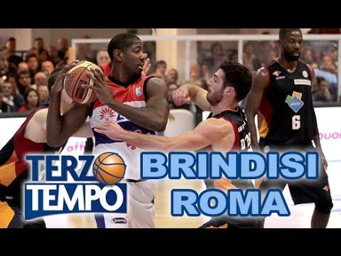 Terzo Tempo ENEL BRINDISI-ACEA ROMA 84-54 (26 dicembre 2014)