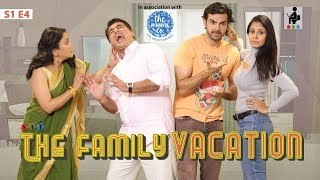SIT | THE FAMILY VACATION| S1E4 | Chhavi Mittal | Karan V Grover | Ayub Khan