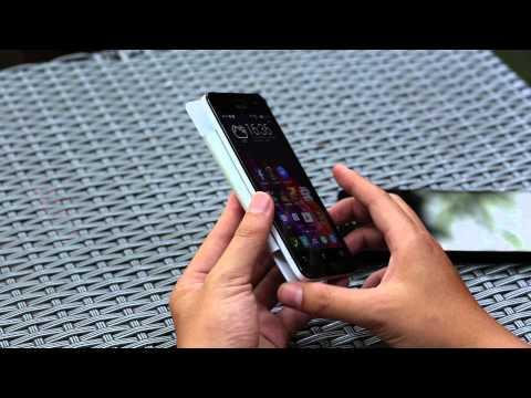 Tinhte.vn - Trên tay Asus Zenfone 5 và Zenfone 6