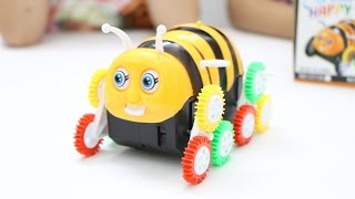 Baby Bee & Honey The very fast bee toy for Kids Just having a funny time