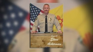 Lea County Sheriff killed in crash