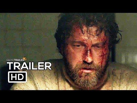 THE VANISHING Official Trailer (2019) Gerard Butler, Thriller Movie HD