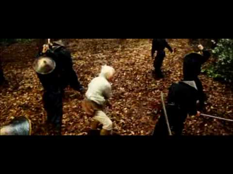Pris au piège, extrait de Blood : the last vampire (2009)