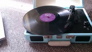 Crosley Cruiser first play Al Green