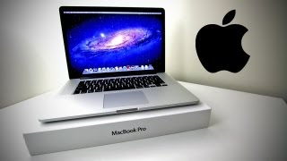 MacBook Pro 2012 Unboxing (15 MacBook Pro Retina Unboxing) (NEWEST MODEL)
