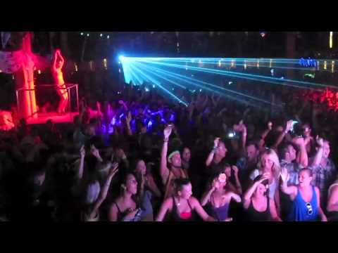 Sidney Samson live at Amnesia, IBIZA 2010