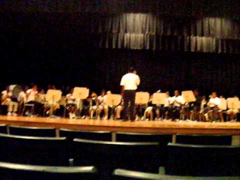 Craigmont Middle School Band