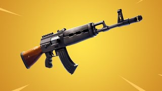 Fortnite L'AK47 E OP!!!!