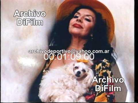 La dama regresa con Isabel Sarli - DiFilm (1996) thumbnail