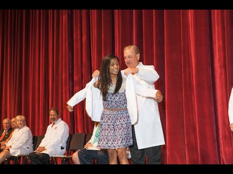 OSU White Coat Ceremony 2014