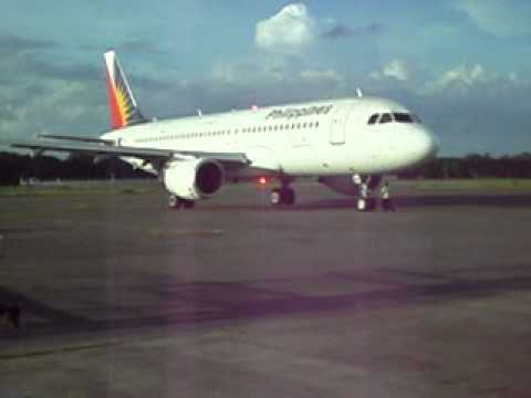 Philippine Airlines Late Arrival at Puerto Princesa Airport